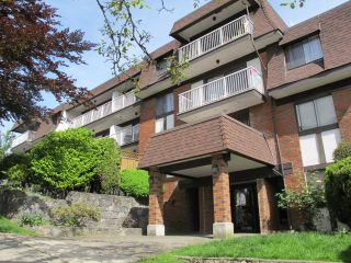 """Photo 1: 409 331 KNOX Street in New Westminster: Sapperton Condo for sale in """"WESTMOUNT ARMS"""" : MLS®# R2169687"""