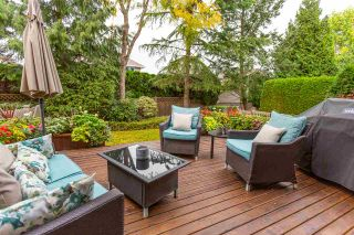 """Photo 35: 16 6050 166 Street in Surrey: Cloverdale BC Townhouse for sale in """"Westfield"""" (Cloverdale)  : MLS®# R2506257"""