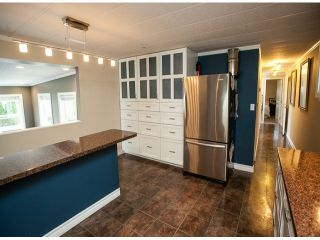 """Photo 6: 213 3665 244TH Street in Langley: Otter District Manufactured Home for sale in """"Langley Grove Estates"""" : MLS®# F1407635"""