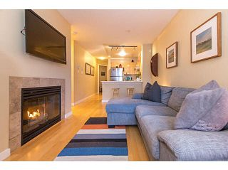 """Photo 2: 206 3278 HEATHER Street in Vancouver: Cambie Condo for sale in """"The Heatherstone"""" (Vancouver West)  : MLS®# V1121190"""