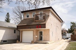 Photo 1: 64 Worthington Avenue in Winnipeg: St Vital Residential for sale (2D)  : MLS®# 202109952