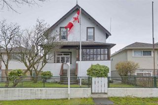 Photo 1: 8119 HUDSON Street in Vancouver: Marpole House for sale (Vancouver West)  : MLS®# R2247797