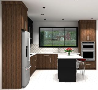 Photo 2:  in Edmonton: Zone 15 House Half Duplex for sale : MLS®# E4244576
