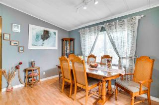 """Photo 20: 18 145 KING EDWARD Street in Coquitlam: Maillardville Manufactured Home for sale in """"MILL CREEK VILLAGE"""" : MLS®# R2575848"""