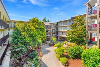 Photo 2: 214 991 Cloverdale Ave in : SE Quadra Condo for sale (Saanich East)  : MLS®# 873747
