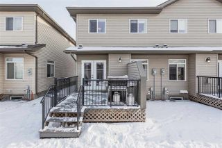 Photo 42: 37 9511 102 Ave: Morinville Townhouse for sale : MLS®# E4227386