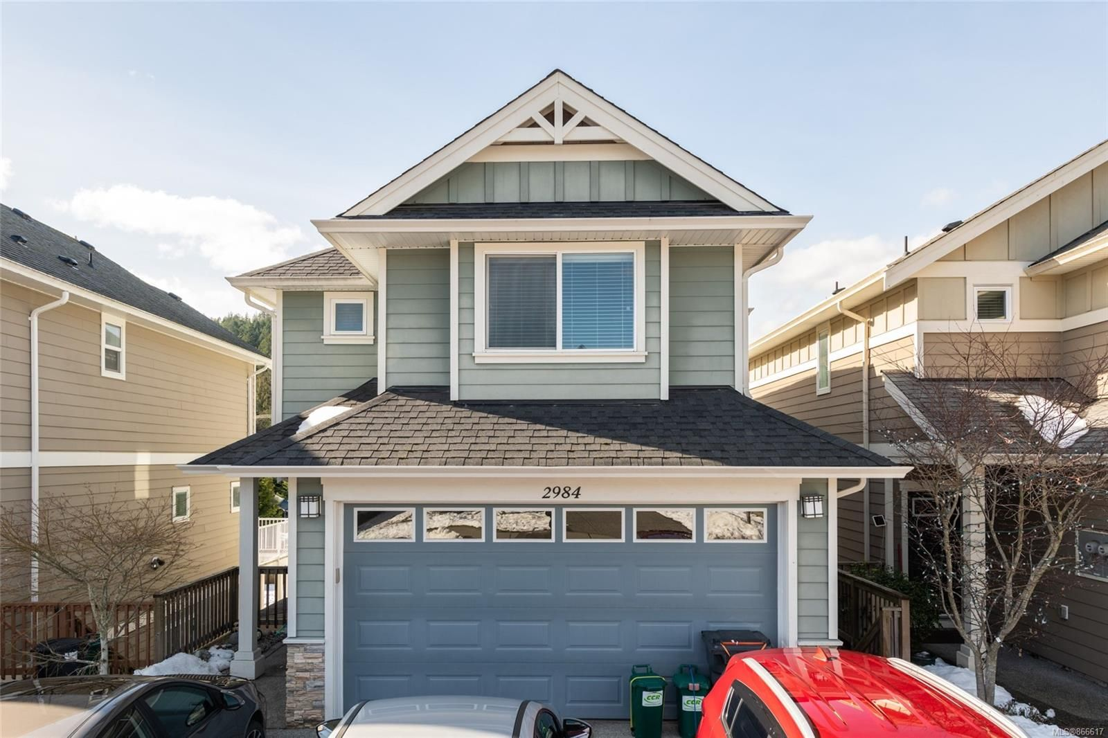Main Photo: 2984 Dornier Rd in : La Westhills House for sale (Langford)  : MLS®# 866617