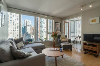 """Photo 3: 1204 1010 RICHARDS Street in Vancouver: Yaletown Condo for sale in """"THE GALLERY"""" (Vancouver West)  : MLS®# R2115670"""