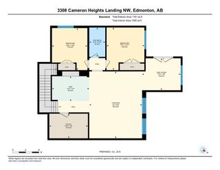 Photo 40: 3308 CAMERON HEIGHTS Landing in Edmonton: Zone 20 House for sale : MLS®# E4260439