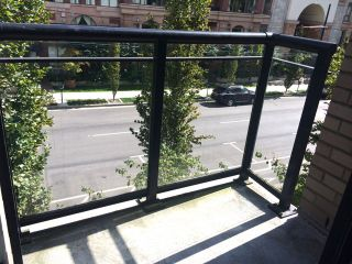 """Photo 2: 318 1295 RICHARDS Street in Vancouver: Yaletown Condo for sale in """"The Oscar"""" (Vancouver West)  : MLS®# R2528753"""