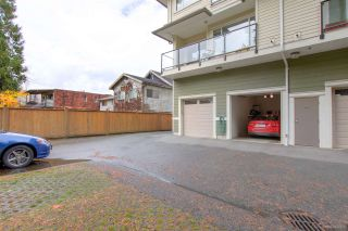 """Photo 25: A 2266 KELLY Avenue in Port Coquitlam: Central Pt Coquitlam Townhouse for sale in """"Mimara"""" : MLS®# R2321467"""