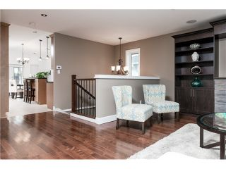 Photo 6: 4615 NAPIER ST in Burnaby: Brentwood Park House for sale (Burnaby North)  : MLS®# V1112364