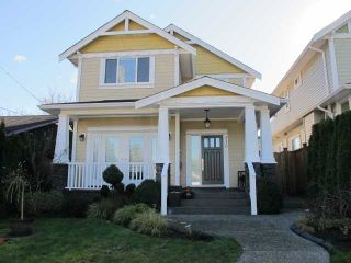 Photo 1: 310 HOLMES Street in New Westminster: The Heights NW House  : MLS®# V1107334