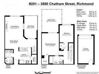 """Photo 20: 201 3880 CHATHAM Street in Richmond: Steveston Village Condo for sale in """"Steveston Village"""" : MLS®# R2039827"""