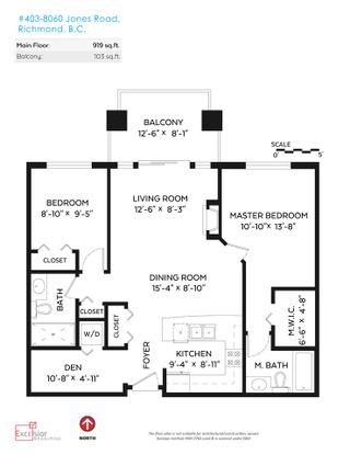 "Photo 17: 403 8060 JONES Road in Richmond: Brighouse South Condo for sale in ""Zenia Gardens"" : MLS®# R2092862"