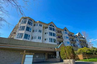 "Photo 1: 406 11595 FRASER Street in Maple Ridge: East Central Condo for sale in ""Brickwood Place"" : MLS®# R2561202"