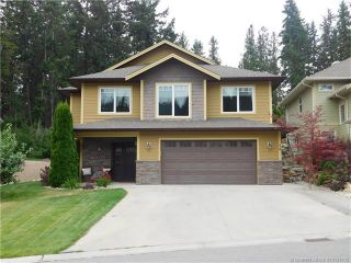 Photo 1: 34 1581 Northeast 20 Street in Salmon Arm: Willow Cove House for sale (NE Salmon Arm)  : MLS®# 10141532