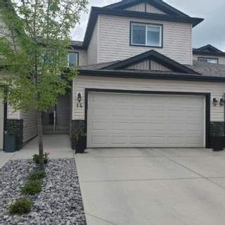 Photo 2: 14 445 Brintnell Boulevard in Edmonton: Zone 03 Townhouse for sale : MLS®# E4248531