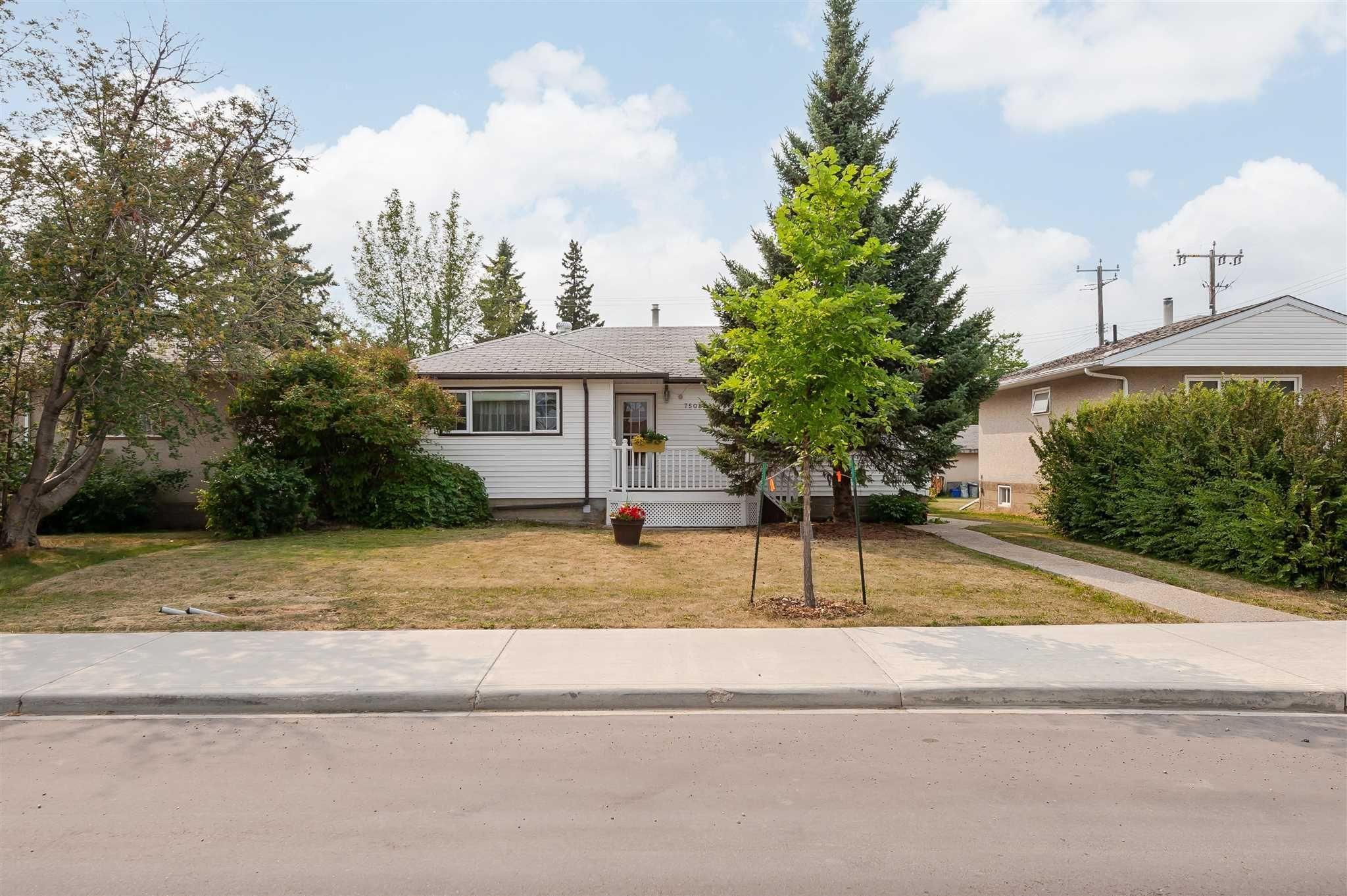 Main Photo: 7508 83 Street in Edmonton: Zone 17 House for sale : MLS®# E4258266