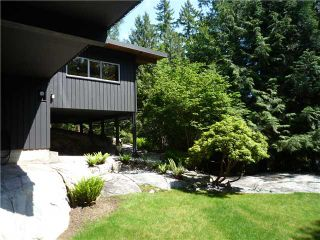 Photo 7: 4620 CHERBOURG DR in West Vancouver: Caulfeild House for sale : MLS®# V895343
