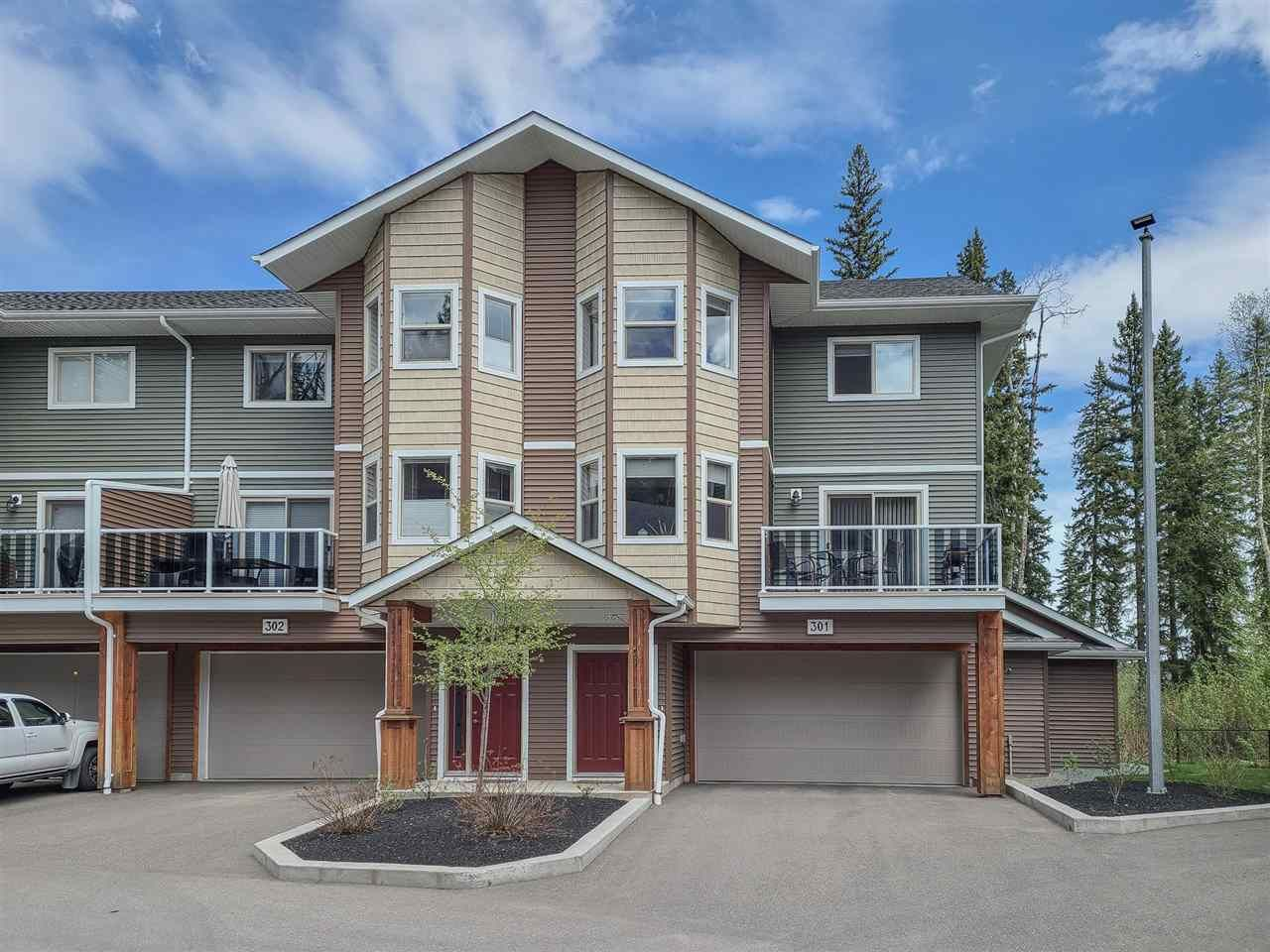 """Main Photo: 301 7400 CREEKSIDE Way in Prince George: Lower College Townhouse for sale in """"CREEKSIDE"""" (PG City South (Zone 74))  : MLS®# R2581125"""
