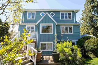 Photo 1: 7125 BLENHEIM Street in Vancouver: Southlands House for sale (Vancouver West)  : MLS®# R2601915