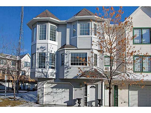 Main Photo: 98 Patina Rise SW in CALGARY: Prominence_Patterson Townhouse for sale (Calgary)  : MLS®# C3591171