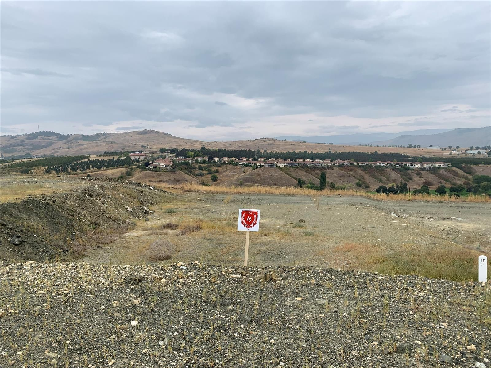 Main Photo: #Lot 16 926 Mt. Griffin Road, in Vernon: Vacant Land for sale : MLS®# 10240974