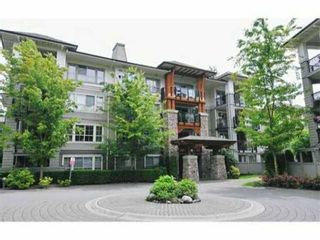 """Photo 1: 408 2966 SILVER SPRINGS Boulevard in Coquitlam: Westwood Plateau Condo for sale in """"TAMARISK"""" : MLS®# V933089"""