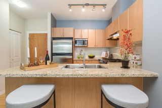 """Photo 4: 415 4728 DAWSON Street in Burnaby: Brentwood Park Condo for sale in """"Montage"""" (Burnaby North)  : MLS®# R2617965"""