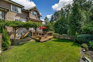 """Photo 20: 21 11720 COTTONWOOD Drive in Maple Ridge: Cottonwood MR Townhouse for sale in """"Cottonwood Green"""" : MLS®# R2472934"""