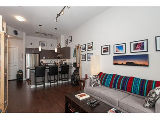 """Photo 6: 416 20219 54A Avenue in Langley: Langley City Condo for sale in """"SUEDE LIVING"""" : MLS®# R2590437"""