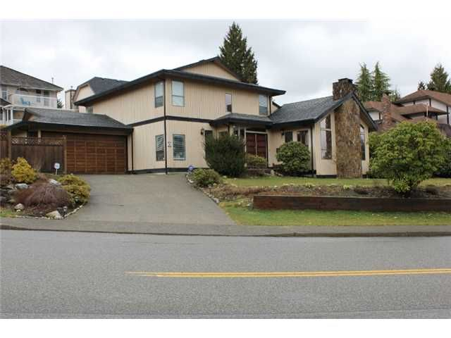 Main Photo: 1437 LANSDOWNE DR in Coquitlam: Upper Eagle Ridge House for sale : MLS®# V1051353