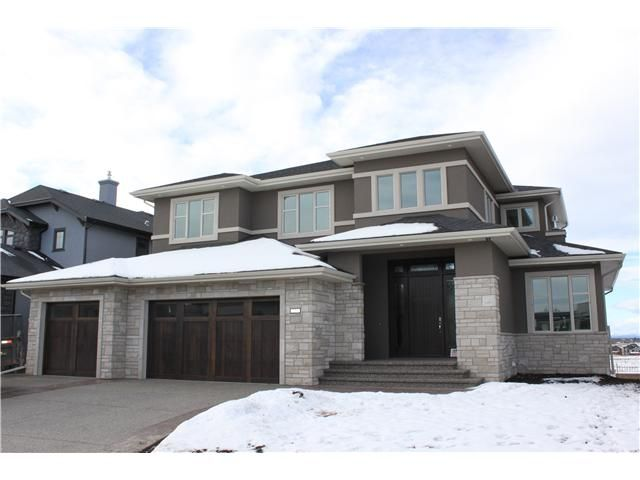 Main Photo: 223 ASPEN RIDGE Place SW in CALGARY: Aspen Woods Residential Detached Single Family for sale (Calgary)  : MLS®# C3595060
