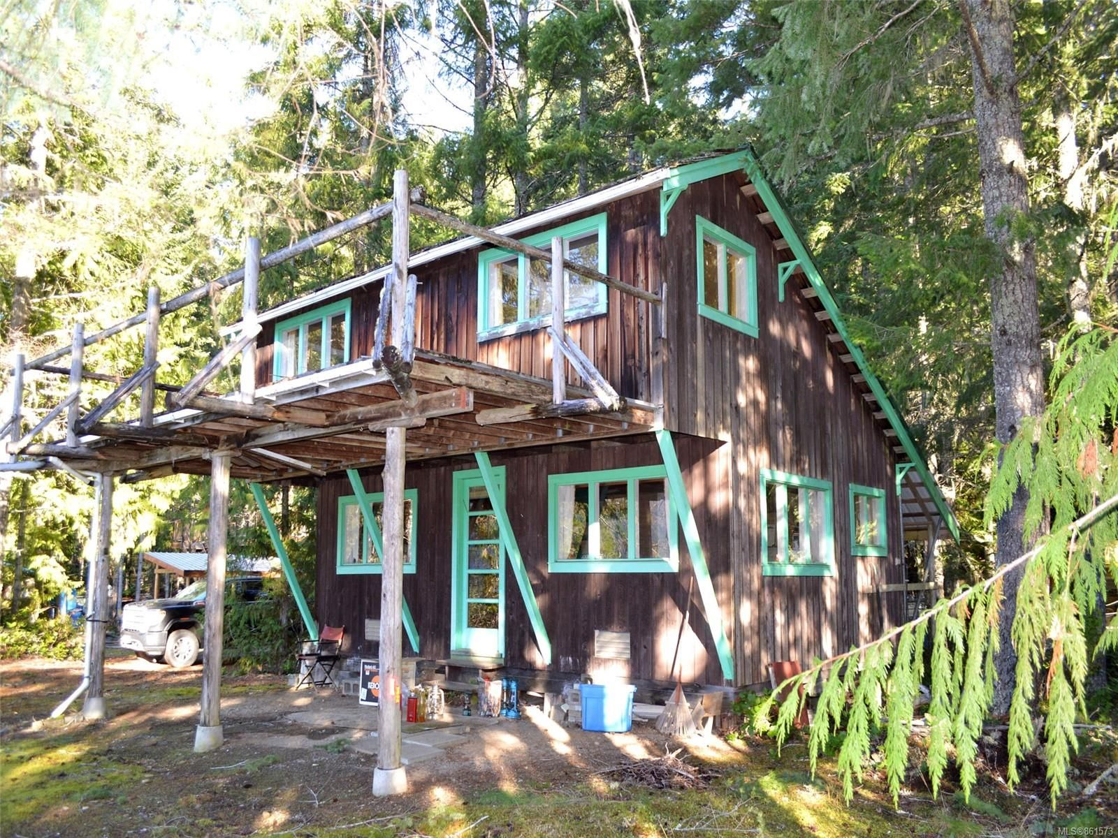 Main Photo: Lot 8 Gold River Hwy in : CR Campbell River West House for sale (Campbell River)  : MLS®# 861573