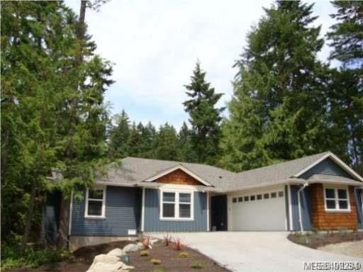 Main Photo:  in VICTORIA: ML Cobble Hill House for sale (Malahat & Area)  : MLS®# 493284