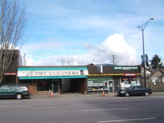 Photo 1: 4429 HASTINGS Street in Burnaby: Vancouver Heights Land Commercial for sale (Burnaby North)  : MLS®# C8035925