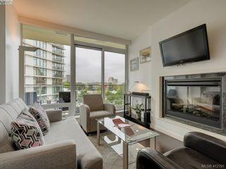 Photo 4: 504 708 Burdett Ave in VICTORIA: Vi Downtown Condo for sale (Victoria)  : MLS®# 818538