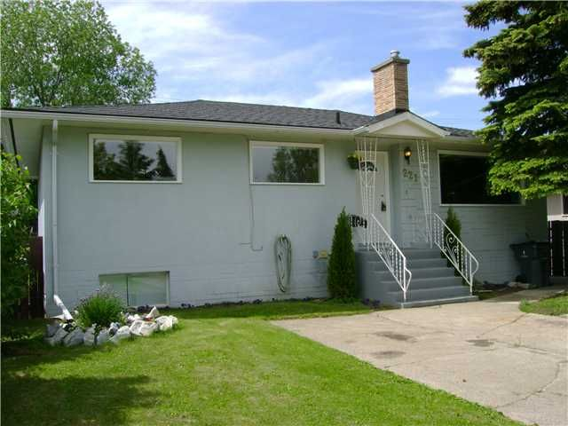 Main Photo: 221 JOHNSON Street in Prince George: Central House for sale (PG City Central (Zone 72))  : MLS®# N200827
