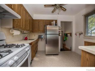 Photo 7: 1115 Nairn Avenue in WINNIPEG: East Kildonan Residential for sale (North East Winnipeg)  : MLS®# 1525516
