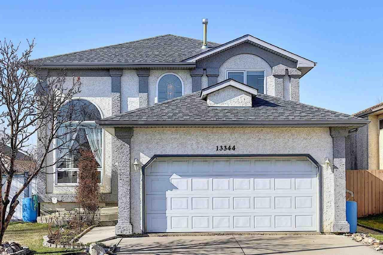 Main Photo: 13344 154A Avenue in Edmonton: Zone 27 House for sale : MLS®# E4241204