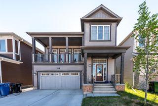 Main Photo: 12 Cityside Rise NE in Calgary: Cityscape Detached for sale : MLS®# A1128200