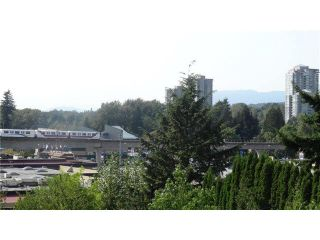 "Photo 10: 508 575 DELESTRE Avenue in Coquitlam: Coquitlam West Condo for sale in ""CORA TOWERS"" : MLS®# V1138980"