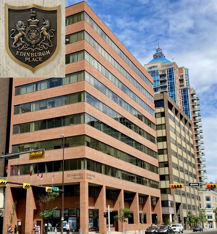 Main Photo: 500 900 6 Avenue SW in Calgary: Downtown West End Office for sale : MLS®# A1122334