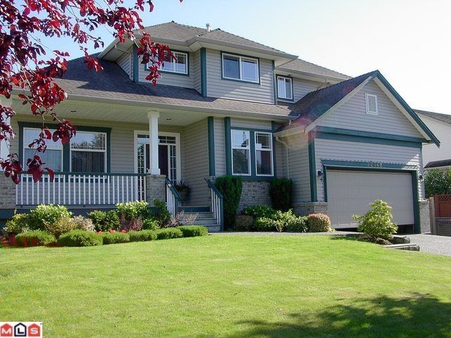 Main Photo: 22362 52 Avenue in Langley: Murrayville House for sale : MLS®# F1019043
