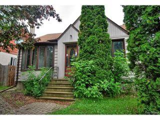 Photo 1: 127 Des Meurons Street in WINNIPEG: St Boniface Residential for sale (South East Winnipeg)  : MLS®# 1516300