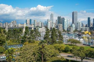 """Photo 20: 405 1490 PENNYFARTHING Drive in Vancouver: False Creek Condo for sale in """"Harbour Cove"""" (Vancouver West)  : MLS®# R2615809"""