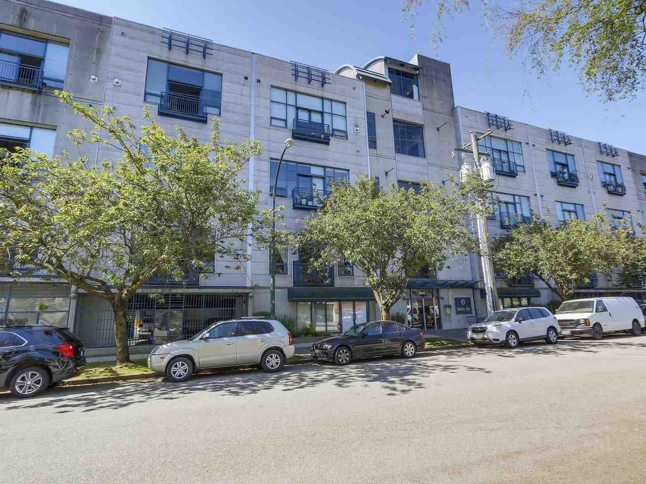 Main Photo: 415 2001 WALL Street in Vancouver: Hastings Condo for sale (Vancouver East)  : MLS®# R2268138