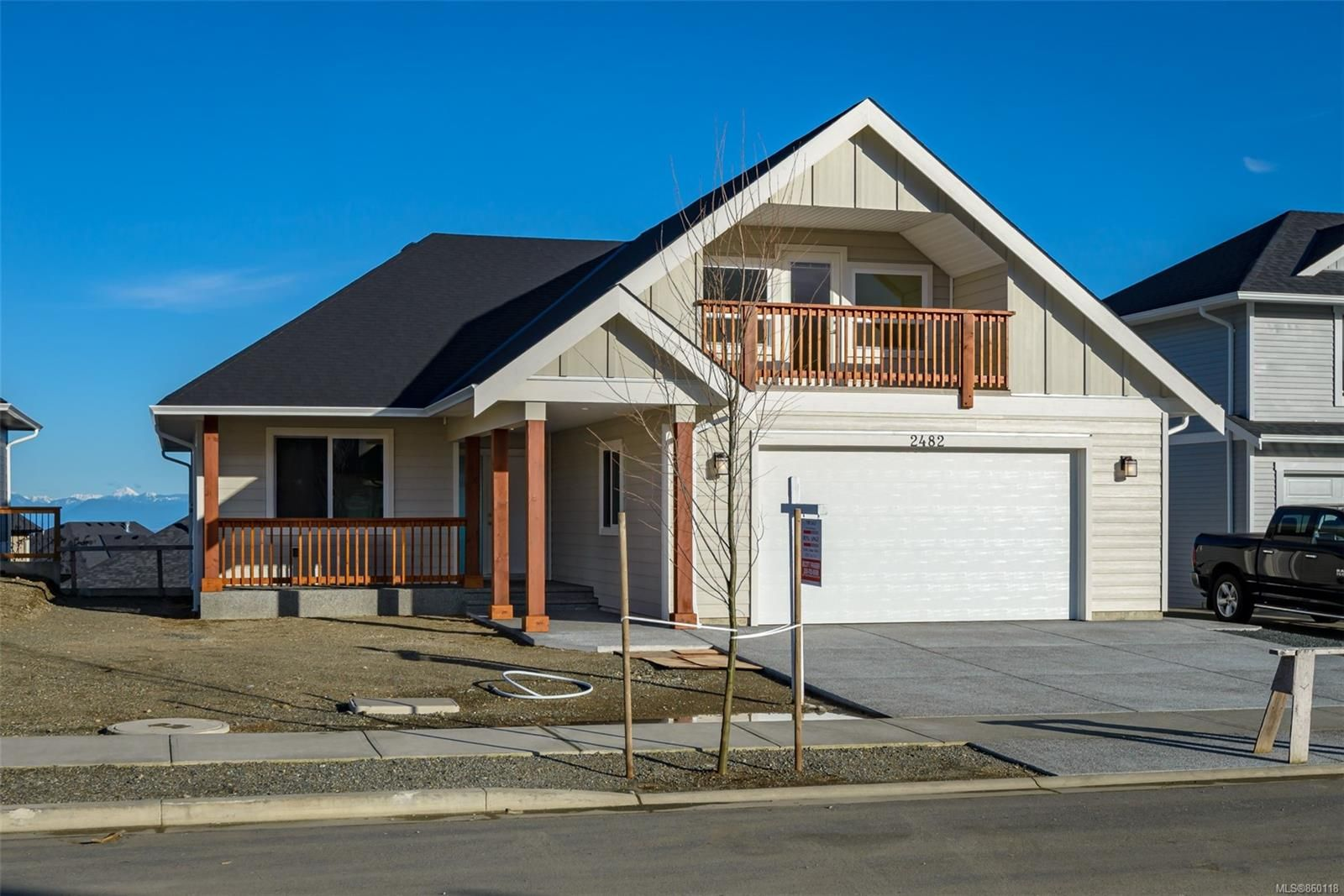 Main Photo: Lt17 2482 Kentmere Ave in : CV Cumberland House for sale (Comox Valley)  : MLS®# 860118