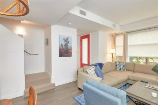 Photo 4: 205 1055 RIDGEWOOD Drive in North Vancouver: Edgemont Townhouse for sale : MLS®# R2575965